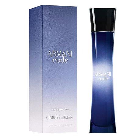 Armani Code Pour Femme EDP 75ml - Giorgio Armani