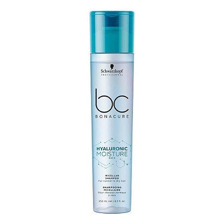 Shampoo BC Bonacure Hyaluronic Moisture Kick - Schwarzkopf 250ml