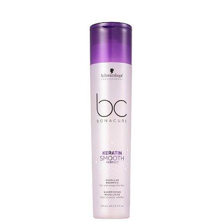 Shampoo BC Bonacure Keratin Smooth Perfect 250ml Schwarzkopf