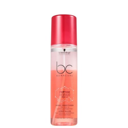 Spray Condicionador BC Bonacure Peptide Repair Rescue - Schwarzkopf 200ml