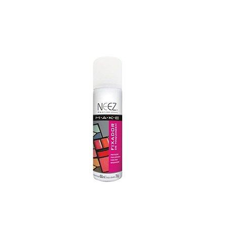 Spray Fixador de Maquiagem - Neez Profissional 35g