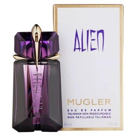 Alien Thierry Mugler Feminino Eau de Parfum 60ml