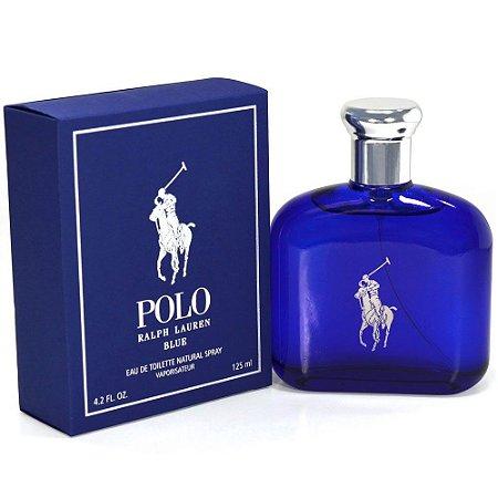 Polo Blue Ralph Lauren Eau de Toilette Masculino 125ml