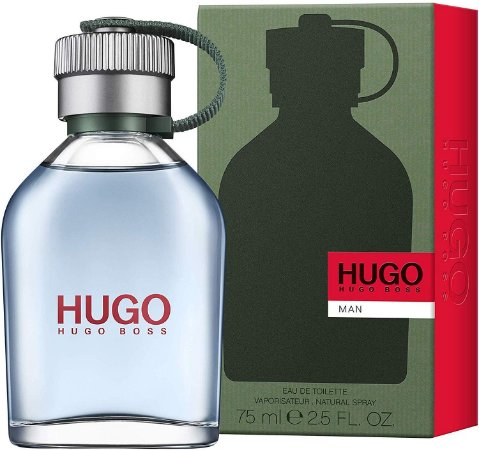 Hugo Man Hugo Boss Masculino Eau de Toilette 75ml