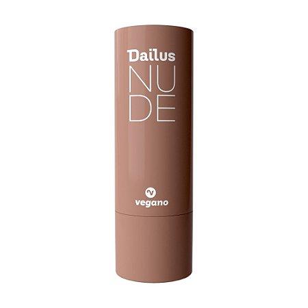 Batom Cremoso Nude 4 Baseada em Afetos Reais - Dailus
