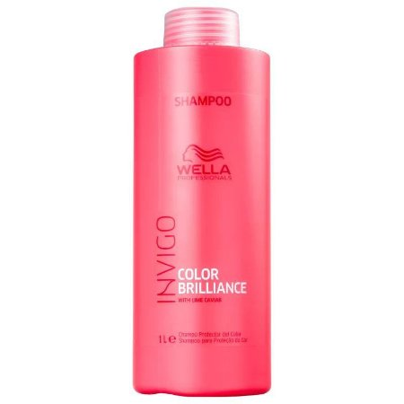 Shampoo Invigo Color Brilliance 1000ml - Wella