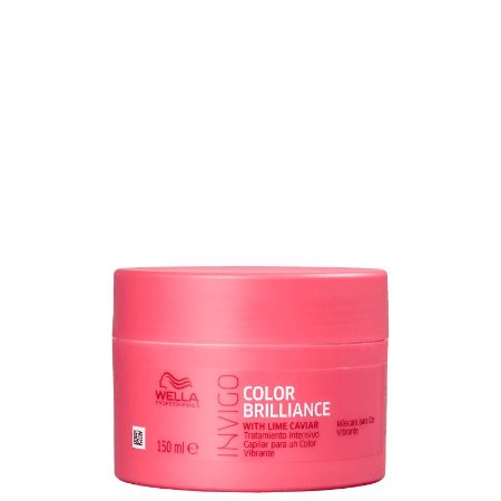 Máscara Invigo Color Brilliance 150ml - Wella