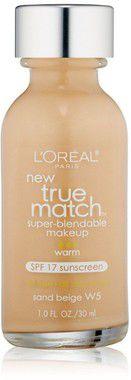 Base True Match W5 Sand Beige 30ml - Loréal
