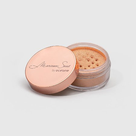 Pó Iluminador Skin Shine Rose Gold 6g - Mariana Saad
