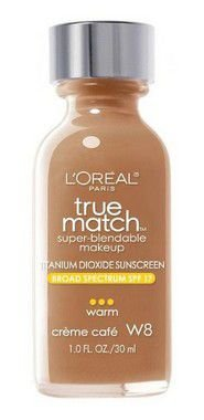 Base Loréal True Match W8 Creme Café 30ml
