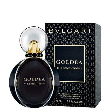 Bvlgari Goldea The Roman Night Eau de Parfum Feminino 75ml