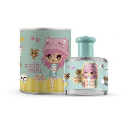 Deo Colonia Cici Zoe Ciclo Mini Infantil 100ml