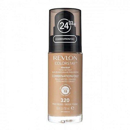 Base ColorStay 320 True Beige 30ml - Revlon