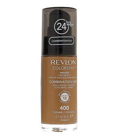 Base ColorStay 400 Caramel 30ml - Revlon