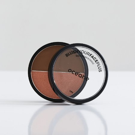 Blush Duo Brown Orange 9,35g - Océane