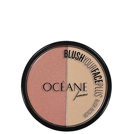 Blush Duo Coral and Peach - Océane