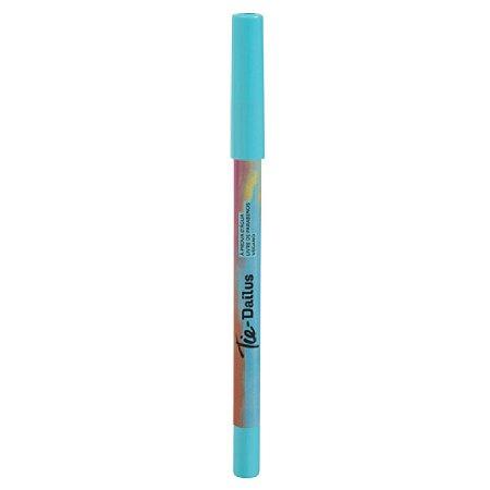 Lápis Delineador para Olhos 03 Azul Tie 1,4g - Dailus