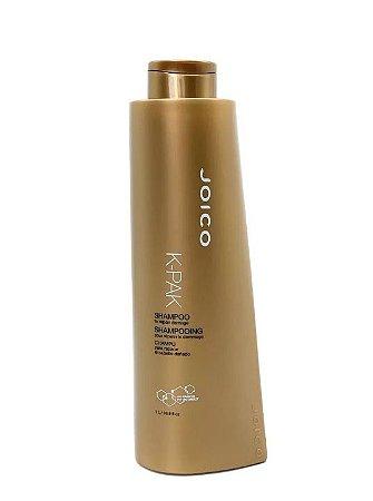 Shampoo K-Pak To Repair Damage 1000ml - Joico