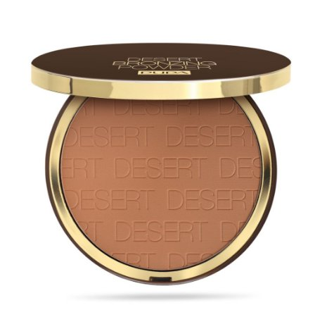 Pó Desert Bronzing Powder Honey Gold 02 - Pupa Milano