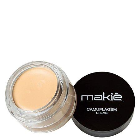 Corretivo Camuflagem Creme Vanilla 17g - Makiê