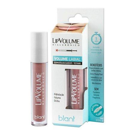 Gloss Labial Lip Volume Nude - Blant
