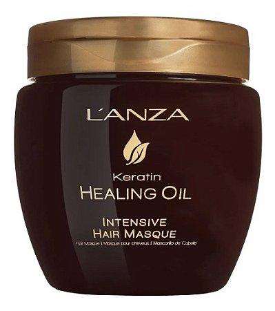 Máscara Capilar Intensive Keratin Healing Oil 210ml - Lanza