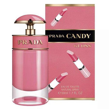 Perfume Candy Gloss EDT Feminino 50ml - Prada