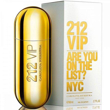 Perfume 212 VIP Eau de Parfum Feminino 80ml - Carolina Herrera