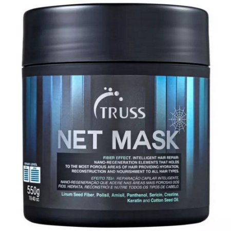 Máscara Net Mask 550ml Truss