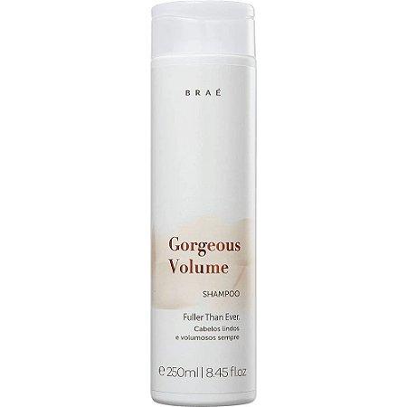 Shampoo Gorgeous Volume 250ml - Braé