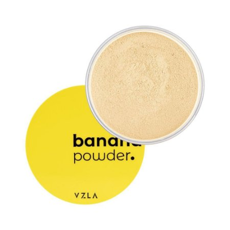 Pó Translúcido Banana Powder Baking Vizzela