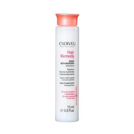 Ampola Hair Remedy Dose Reparadora 15ml - Cadiveu