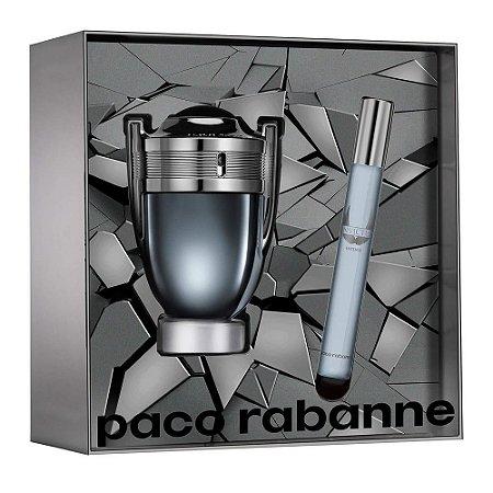 Kit Invictus Intense Paco Rabanne