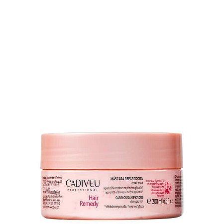 Máscara Capilar Hair Remedy 200ml - Cadiveu