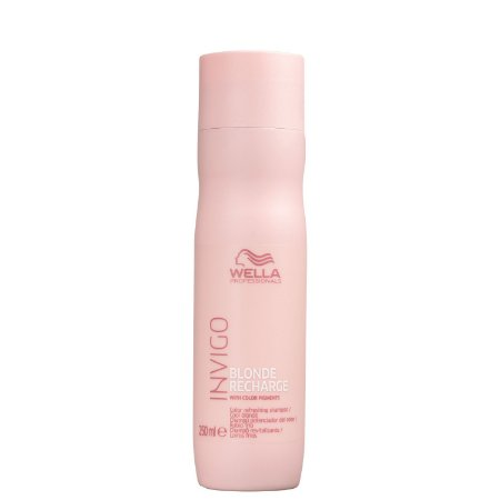 Shampoo Invigo Blonde Recharge 250ml - Wella