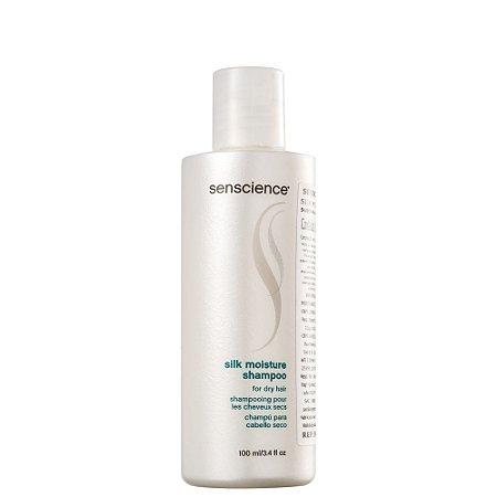 Shampoo Silk Moisture 100ml - Senscience