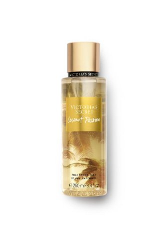Body Splash Coconut Passion 250ml - Victorias Secret