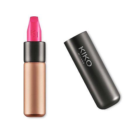 Batom Velvet Passion Matte 307 Cyclamen Pink - Kiko Milano