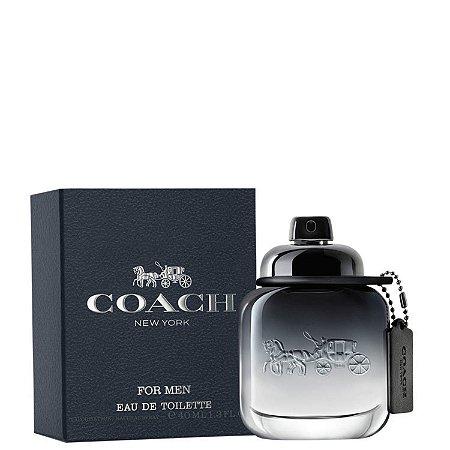 Coach For Men Masculino EDT 40ml - Coach