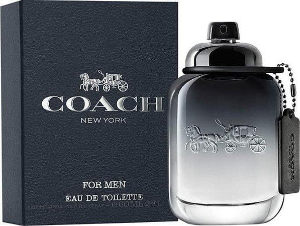 Coach For Men Masculino Eau de Toilette 60ml - Coach