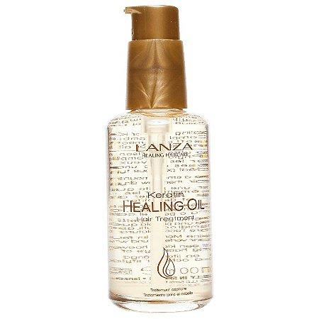 Óleo Capilar Keratin Healing Oil Hair Treatment - Lanza