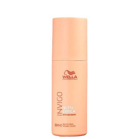 Leave-In Spray Nutri Enrich Invigo Wonder Balm 150ml - Wella