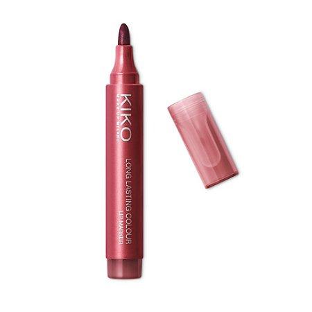 Long Lasting Colour Lip Marker 104 Deep Pink - Kiko Milano