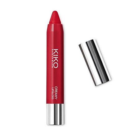 Balm Creamy Lipgloss 105 Fire Red - Kiko Milano