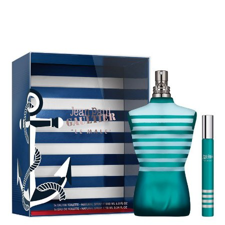 Kit Le Male EDT Masculino 200 + 10ml - Jean Paul Gaultier