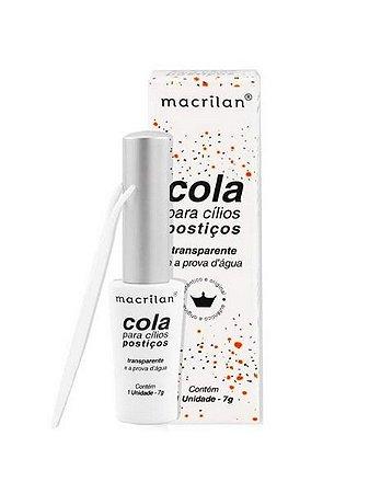 Cola para Cílios Postiços CA001 - Macrilan