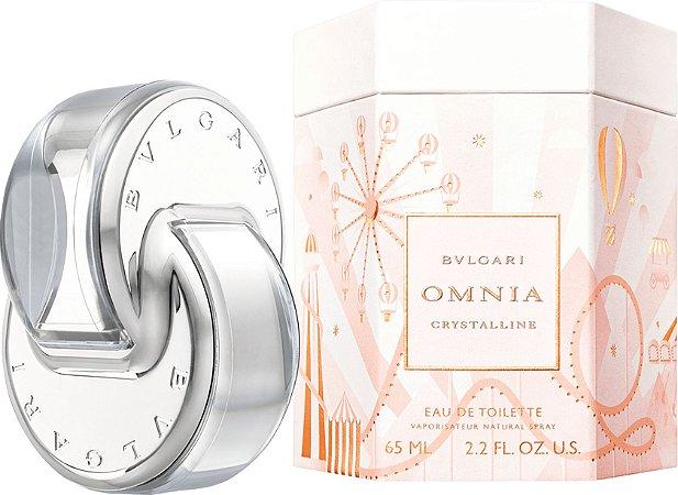 Perfume Omnia Crystalline Omnia Land EDT Feminino 65ml - Bvlgari