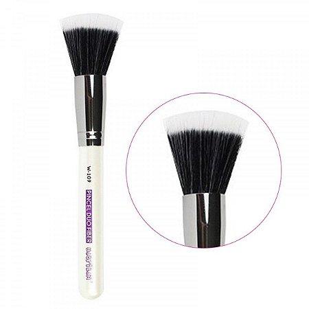 Pincel para Maquiagem Duo Fiber Multiuso W109 - Macrilan