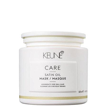 Máscara Keune Care Satin Oil Mask 200ml - Keune