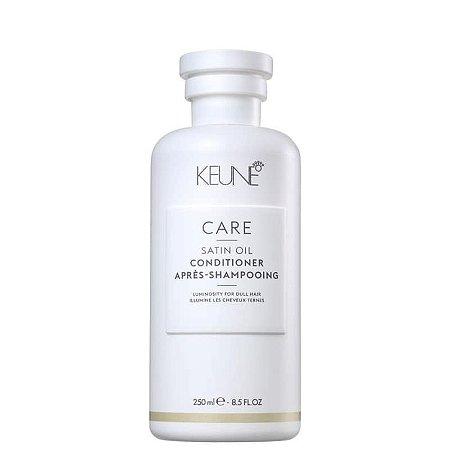 Condicionador Keune Care Satin Oil 250ml - Keune